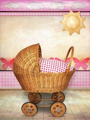 Obraz Wózki dla dzieci
