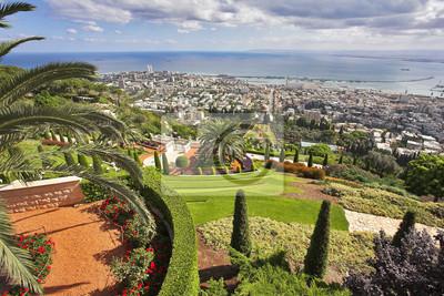 Wspaniały krajobraz - Bahay ogrody