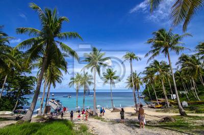Wyspa Raya w Pkuket