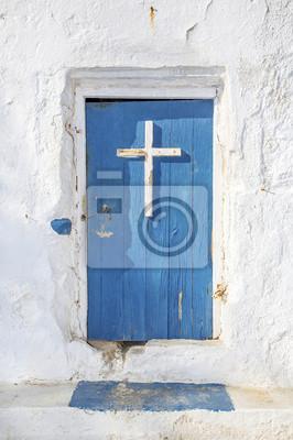 вод в старую греческую церковь