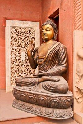 Obraz статуя Будды, Агра