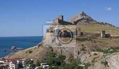 Zamek Genueńczyków na Krymie