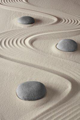 Obraz zen garden