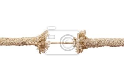 zerwania liny