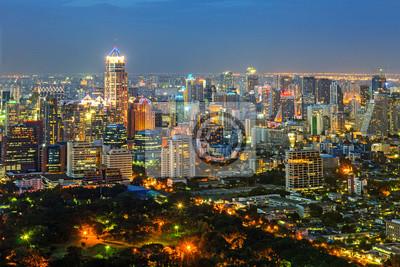 Zieleń w Modern Handlowego City (Bangkok)