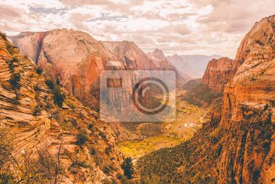 Obraz Zion National Park Utah