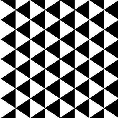 Obraz Złudzenie optyczne tła