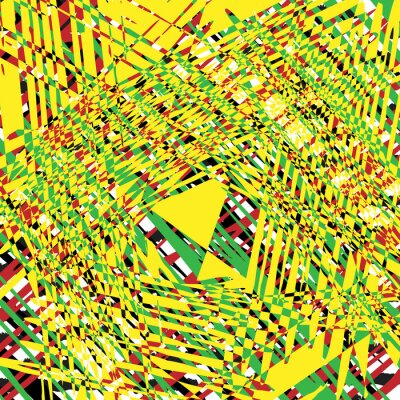 Obraz żółte tekstury grunge, element projektowania ilustracji