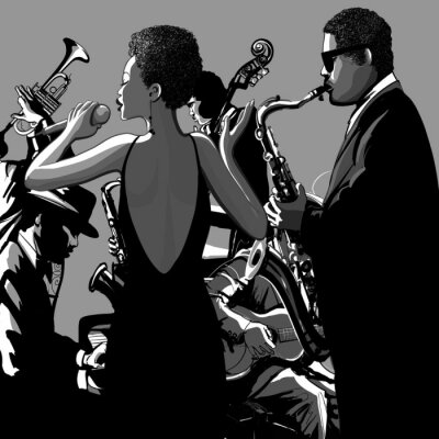 Plakat 0009-Jazz Singer