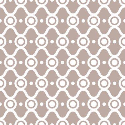Plakat abstract seamless pattern