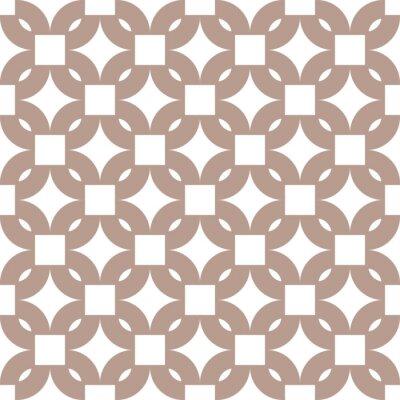 Plakat abstrakcyjna wzorek bez szwu