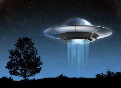 Plakat Alien statek kosmiczny
