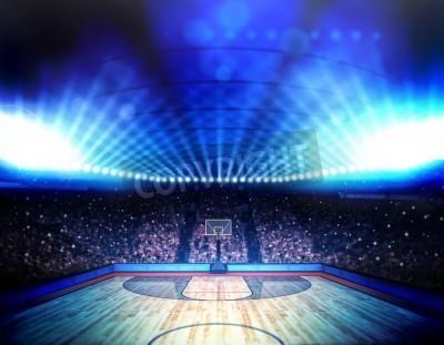 Plakat Areny Koszykówka
