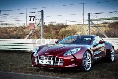 Plakat Aston Martin One-77 Aston