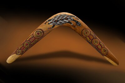 Plakat Australischer Bumerang