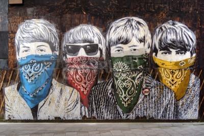 Plakat Beatles