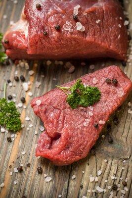 Plakat Beef slice