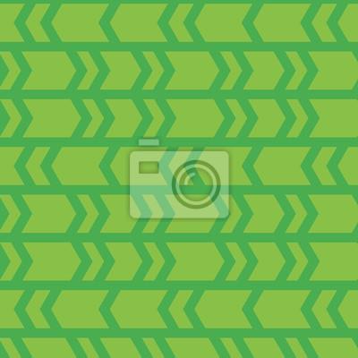 bez szwu wzór, abstrakt, geometryczny zielone tło