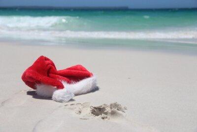 Plakat Boże Narodzenie na gorąco