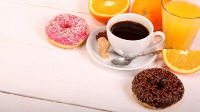 Plakat breakfast
