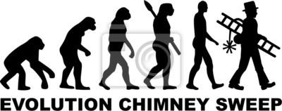 Plakat Chimney Sweeper Evolution