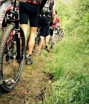 Plakat Ciclistas