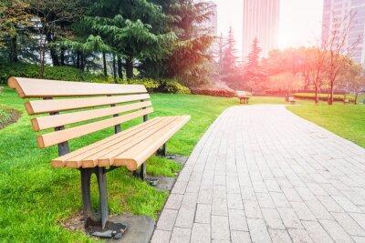 Plakat city park