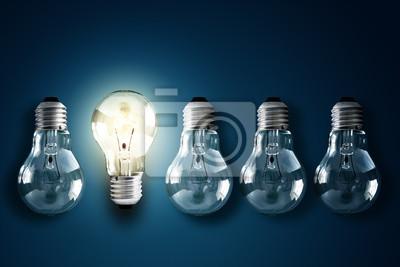 Plakat Creativity and innovation
