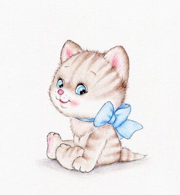 Plakat Cute kitten