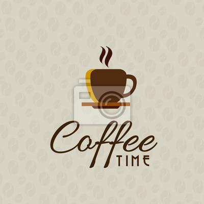 Plakat Czas Coffe
