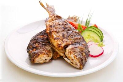 Plakat Dorada ryb.