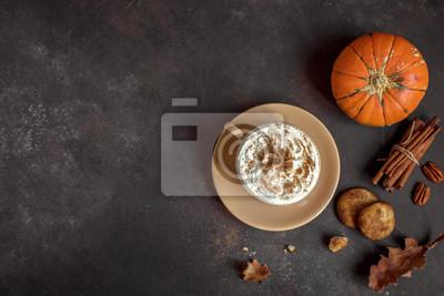 Plakat Dynia Spice Latte