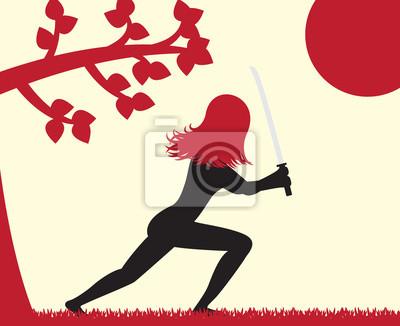 Dziewczyna samuraja