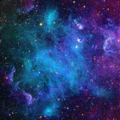 Plakat Galaktyka