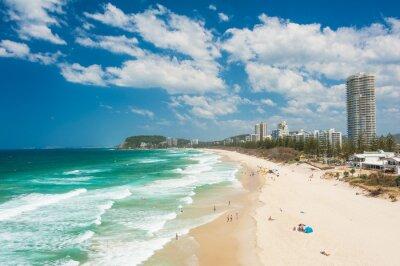 Plakat Gold Coast