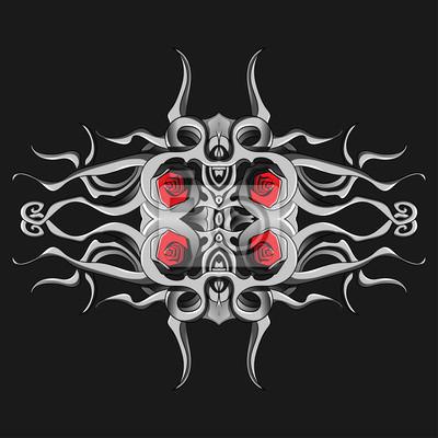Gothic wzór