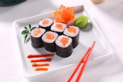 Plakat Hossomaki Sushi