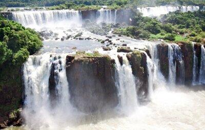 Plakat Iguazu Falls