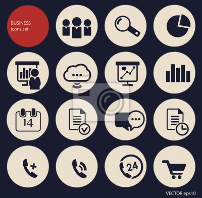 ikona biznesu Set15