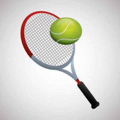 Plakat Ikona sportu projektowania