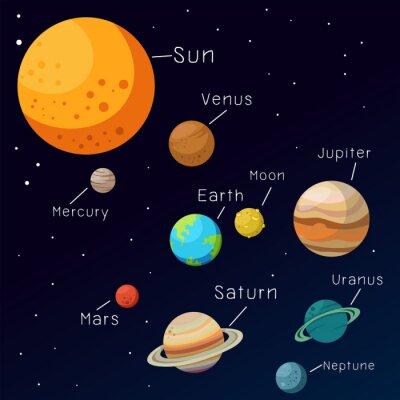 Plakat Illustrator of Universe