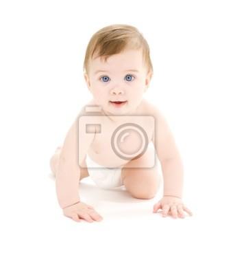 Plakat indeksowania chłopca