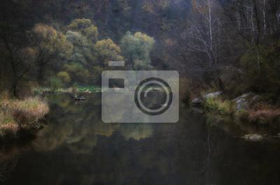 Plakat Jesienny obrazek
