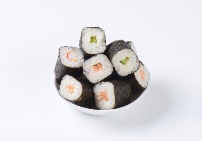 Plakat Klasyczne sushi