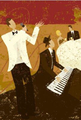 Plakat Klub Singer