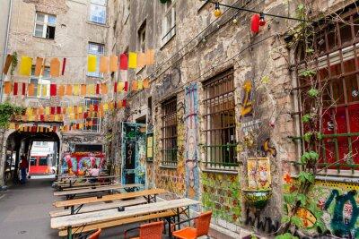 Plakat Kreuzberg Berlino