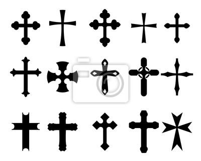Krzyż symbole