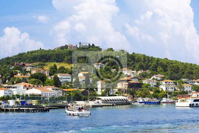 Księżniczka Wyspy w Morze Marmara, Turcja.