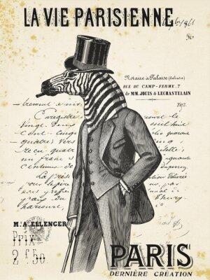 Plakat La Vie Parisienne