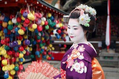 Plakat Le Visage de Kyoto